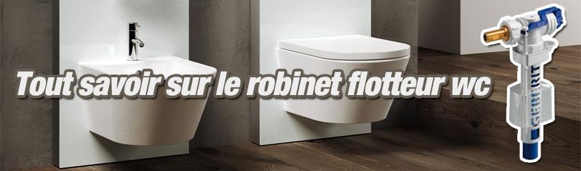 Tout Savoir Sur Le Robinet Flotteur Wc Distriartisan