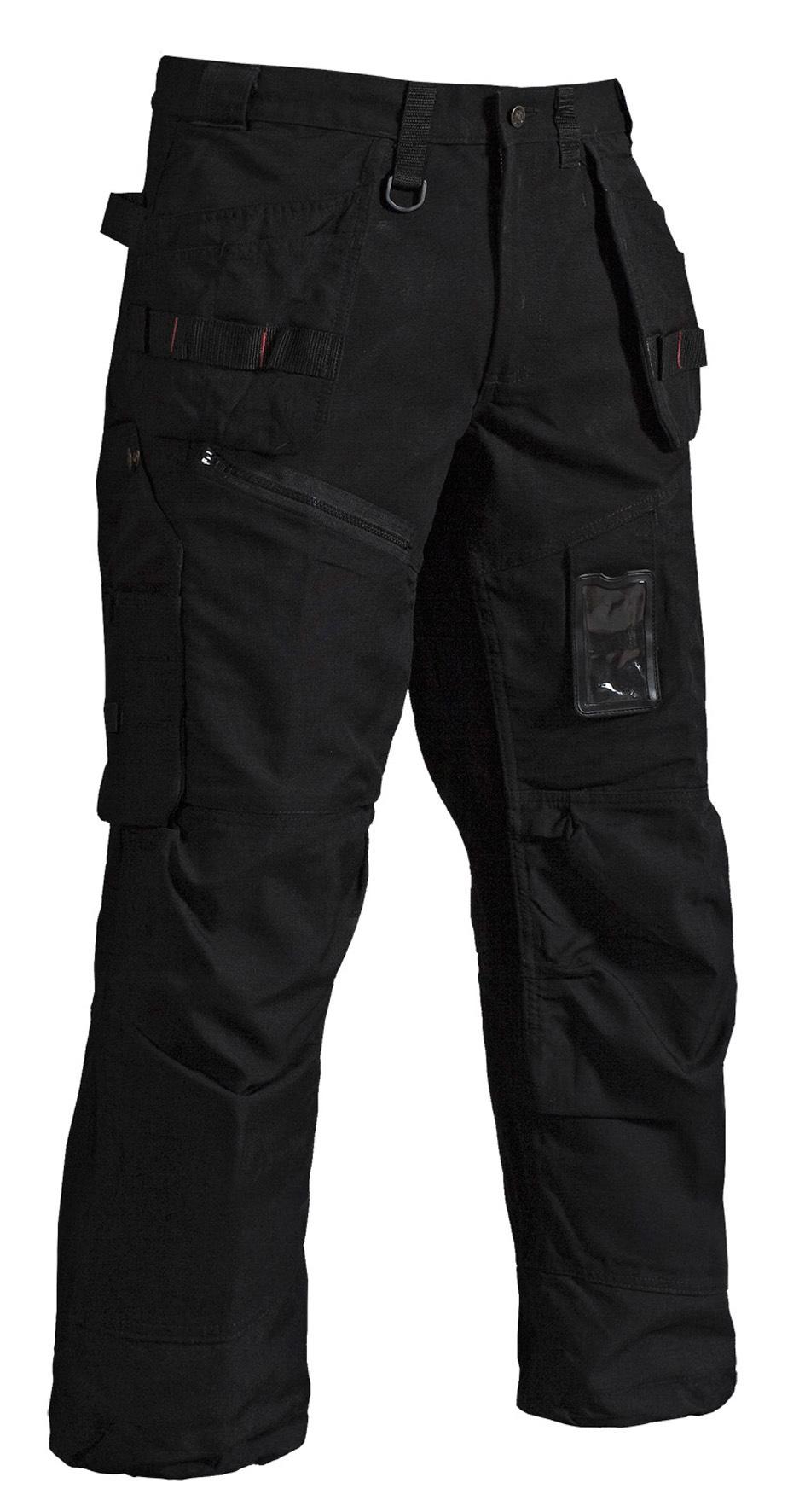 Noir T Courtes X1500 Artisan 46 Pantalon Jambes Blaklader q0OBxtI