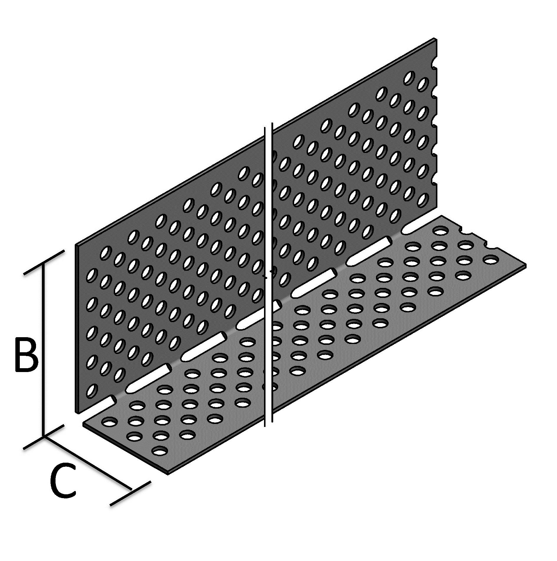simpson grille anti rongeurs dimensions au choix. Black Bedroom Furniture Sets. Home Design Ideas