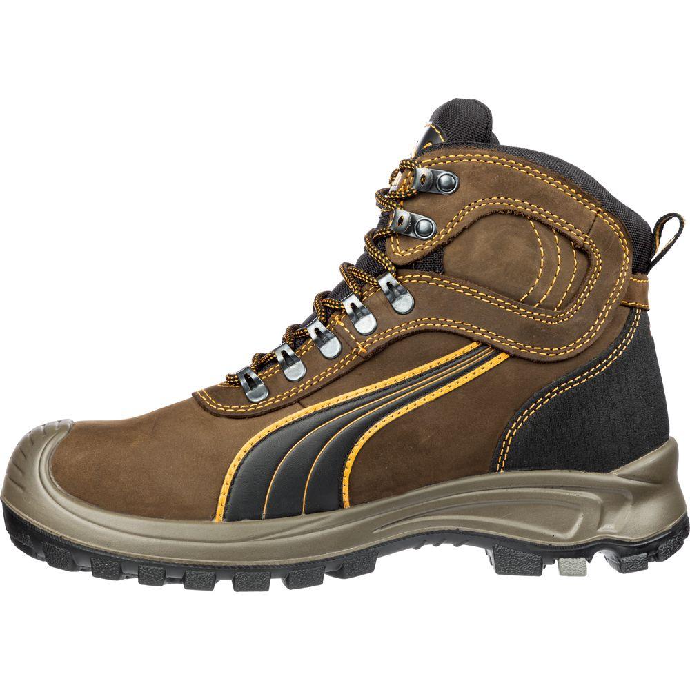 Puma Montantes Chaussures Mid Nevada Membranées Sierra Sécurité De AwUIHxqOX