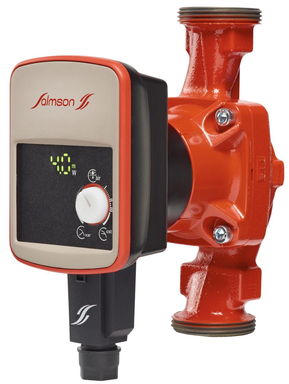 3 Pompe de chaudiere circulateur SALMSON Priux home 40-15 130 garantie