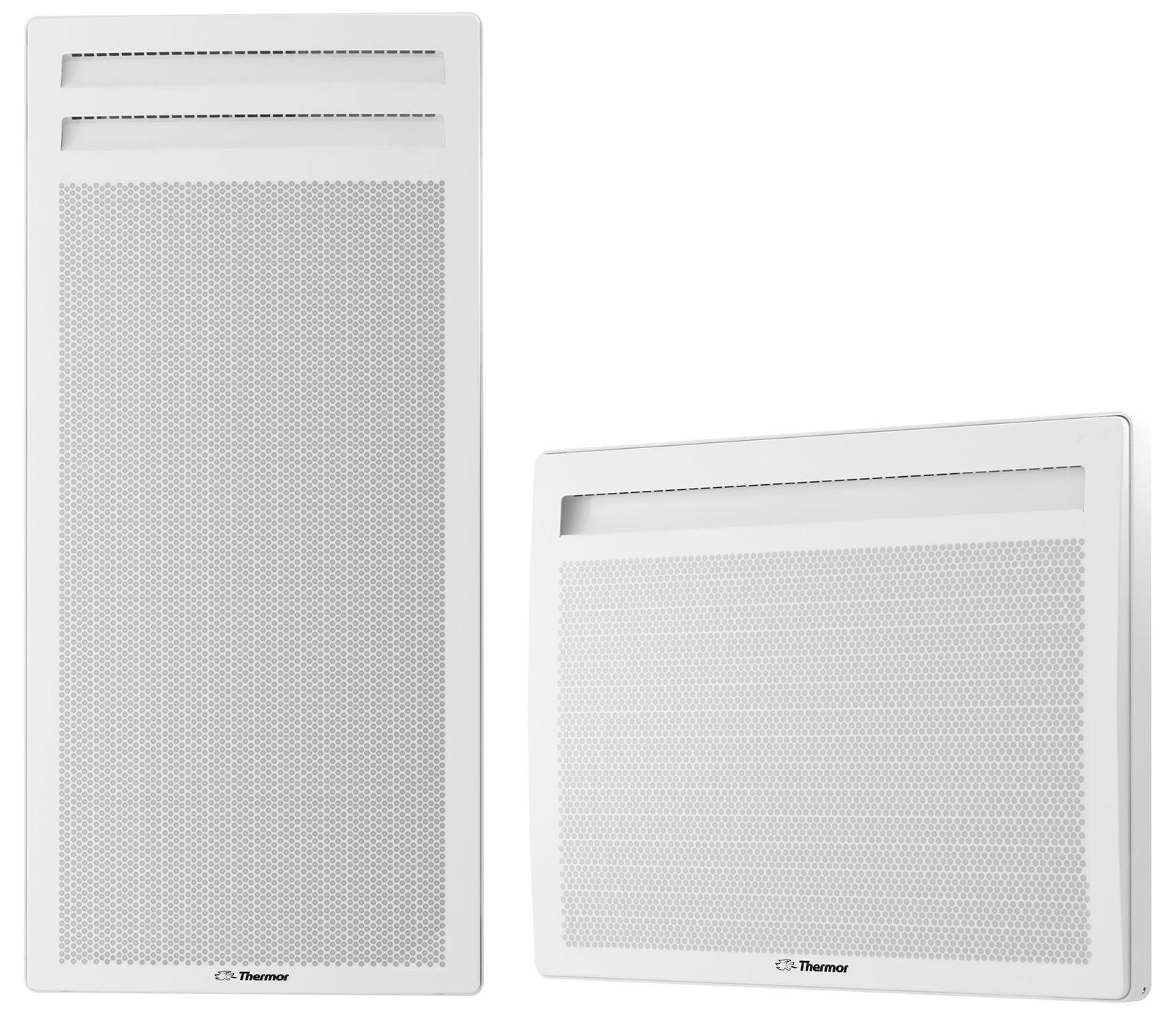 thermor radiateurs panneau rayonnants amadeus 2 puissance 1500 w h 961 l 451. Black Bedroom Furniture Sets. Home Design Ideas