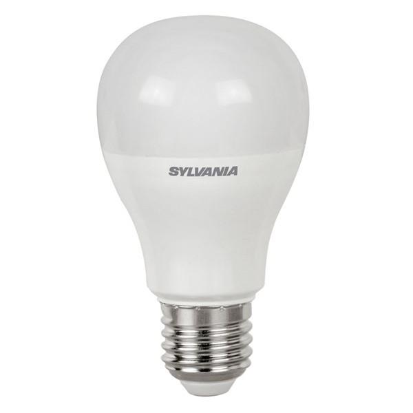 sylvania ampoule led e27 10 watt eq 60 watt couleur eclairage blanc chaud 2700 k. Black Bedroom Furniture Sets. Home Design Ideas