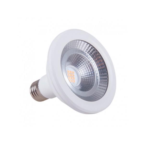 ampoule led e27 16w cob par30 eq 150 watt couleur eclairage blanc chaud 3000 k. Black Bedroom Furniture Sets. Home Design Ideas