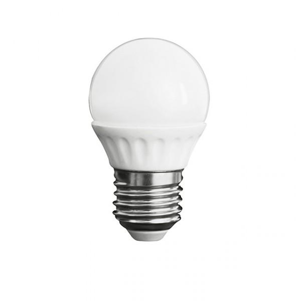 kanlux ampoule led e27 5 watt eq 37 watt couleur eclairage blanc chaud 3000 k. Black Bedroom Furniture Sets. Home Design Ideas
