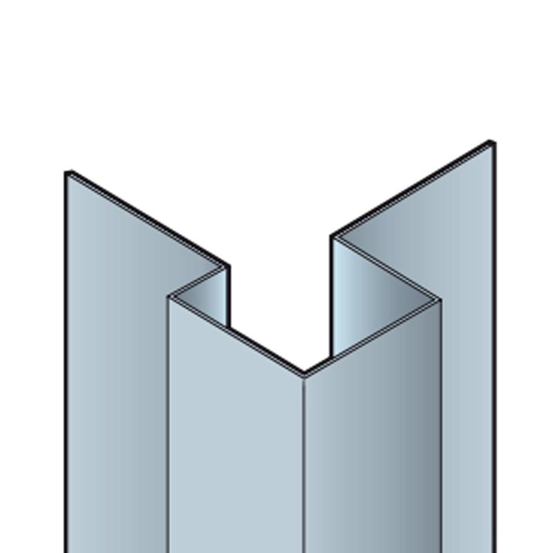 CEDRAL Angle Extérieur Asymétrique Cédral Lap Mètres - Carrelage piscine et tapis asymétrique