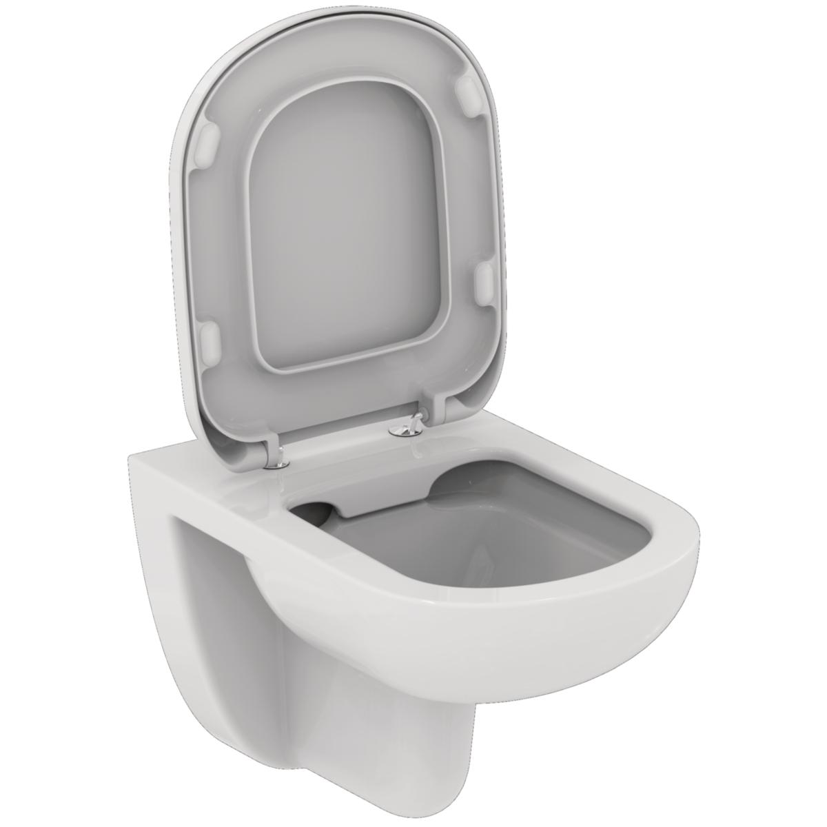 ideal standard ensemble cuvette wc suspendue kheops sans. Black Bedroom Furniture Sets. Home Design Ideas