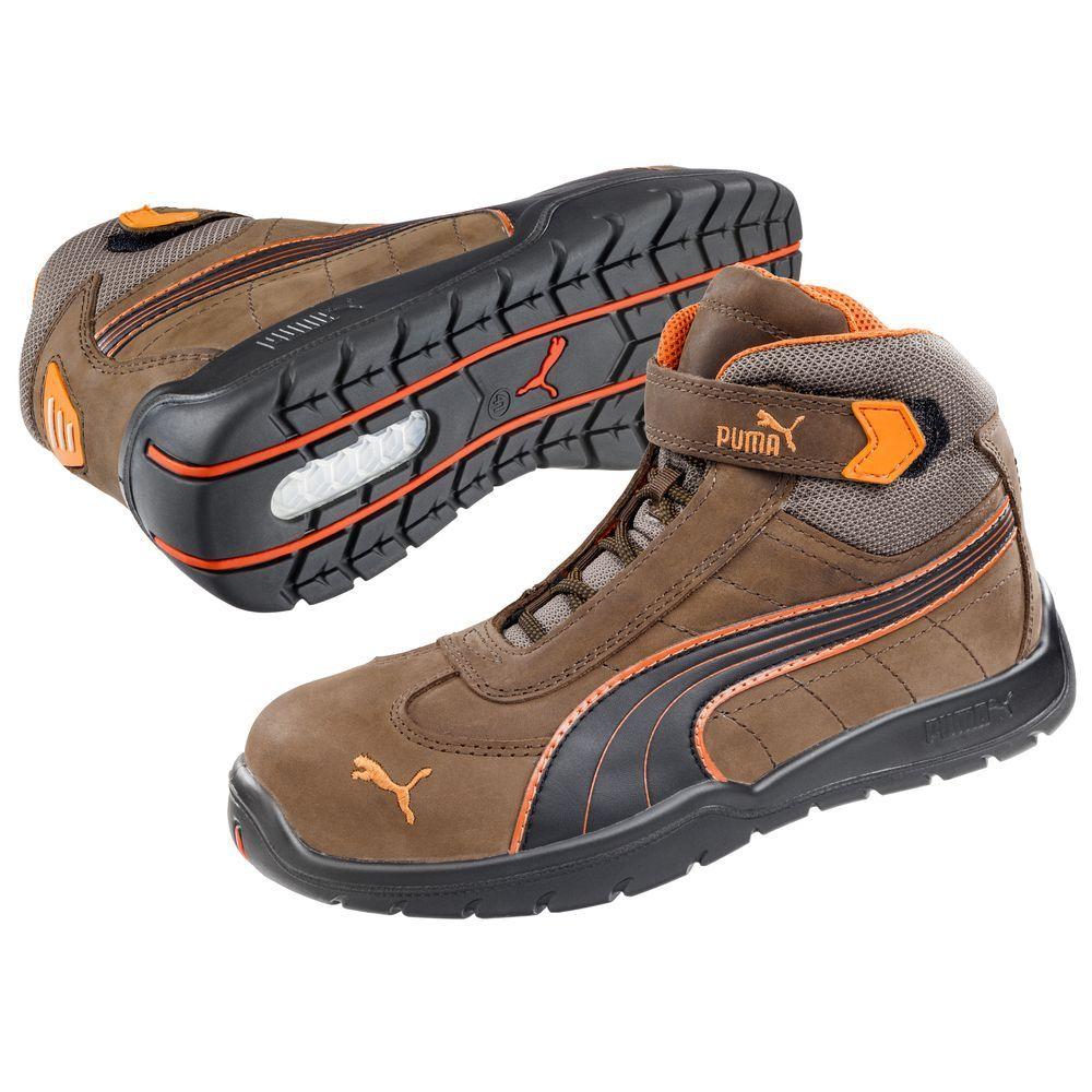 puma chaussures de s curit montantes indy 100 non m tallique s3 src distriartisan. Black Bedroom Furniture Sets. Home Design Ideas