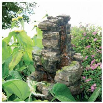 Cascade, lame et Jet d\'eau de Jardin - Bassin et fontaine de Jardin ...