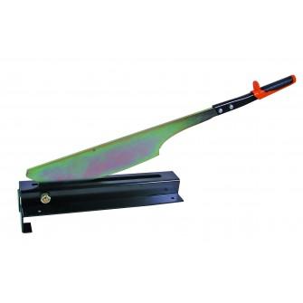 Guillotine à ardoise avec lame de 210 mm PRO MAT-COUP 210