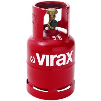 Bouteille de gaz portative virax 1,6 kg