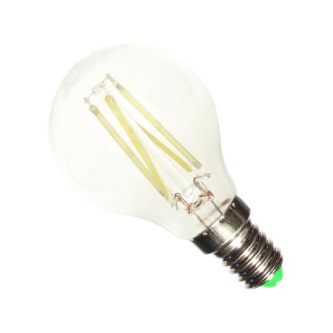 Led Eclairage Filament E14 360 Au Choix Silamp 220v G45 Couleur 6w Cob Ampoule 6vygYf7Ib
