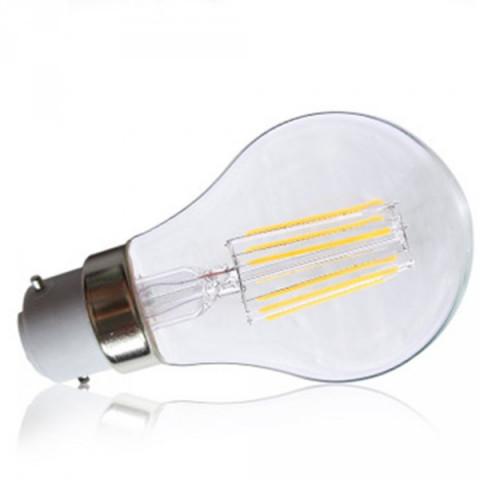 Watteq55 WattCouleur 2700°k Vision Blanc Cob Filament B22 8 Led Chaud Eclairage Ampoule El 1cTJFKl3