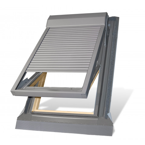 Rooflite Volet Roulant Dimension Au Choix Distriartisan