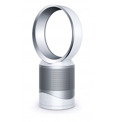 Dyson pure cool link purificateur de table blancargent