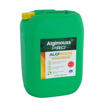 Algimouss Traitement Antimousse Toiture Murs et Façades 30 L