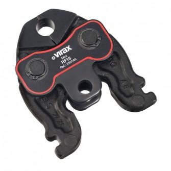 Mini pinces à sertir RF pour collecteurs pour Viper® M21+ Virax (diamètre au choix)