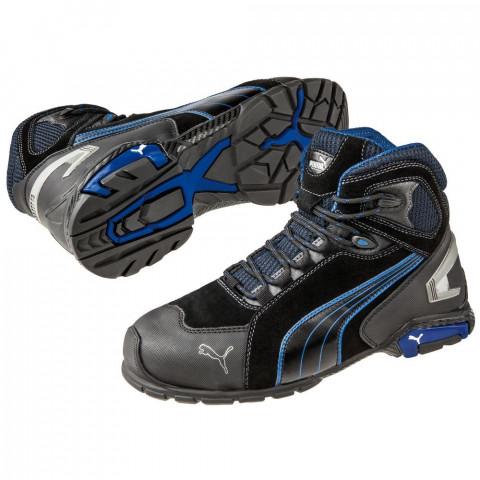 Puma Chaussures de sécurité montantes Rio S3 SRC