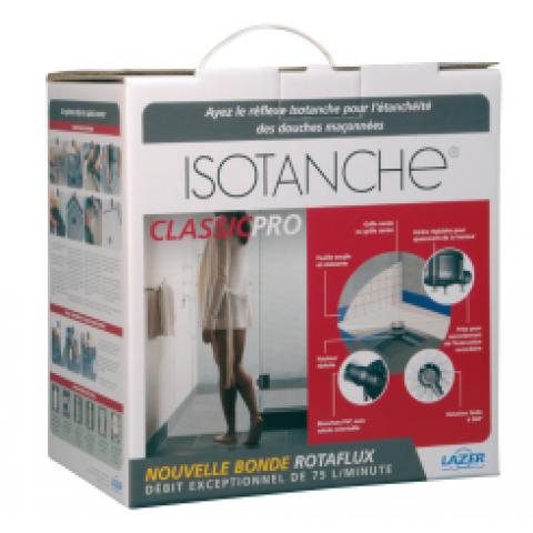 Kit Pour Douche Italienne Isotanche Classic Diamètre 50 Lazer
