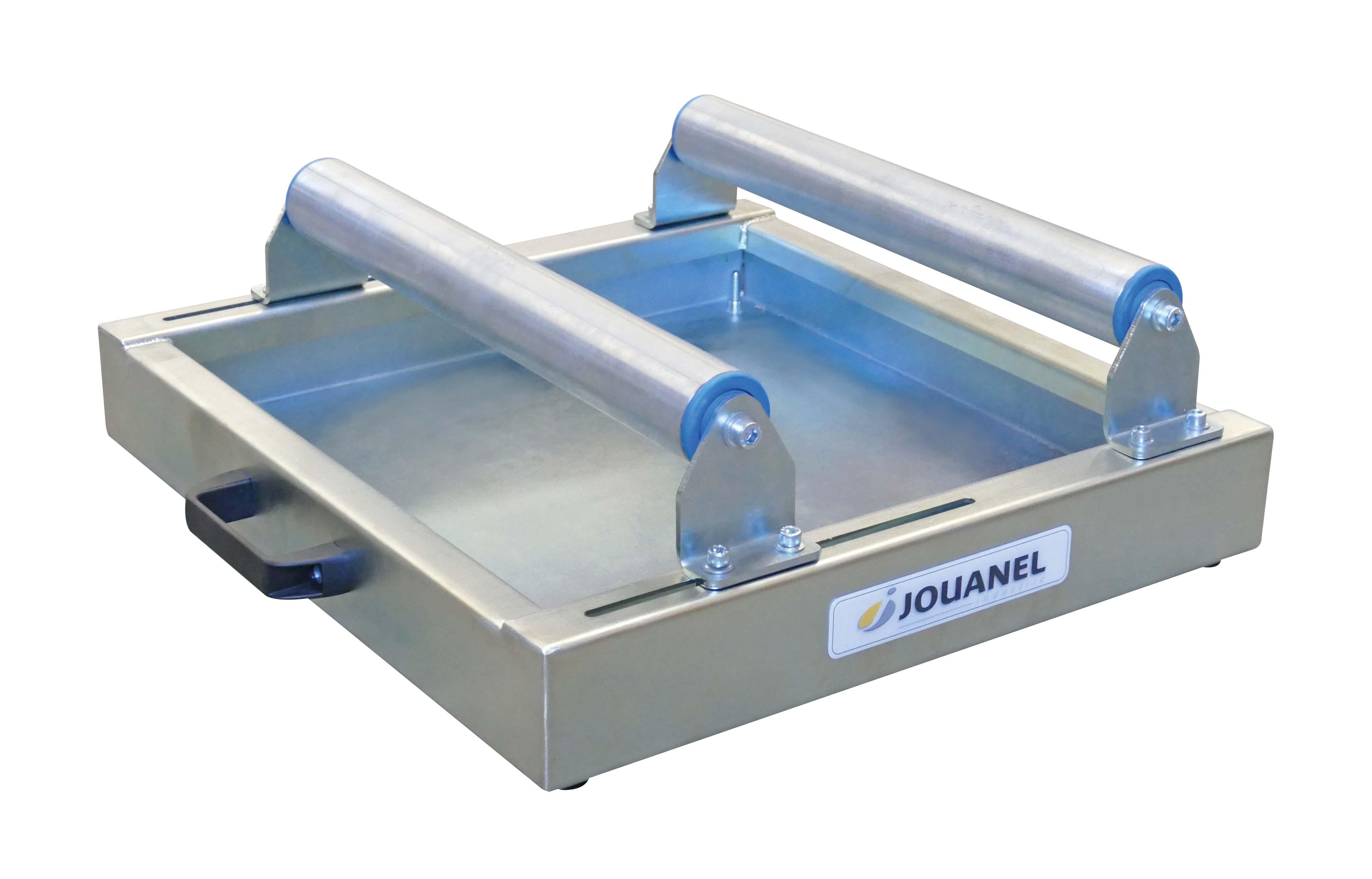 devidoir bobine fil electrique Jouanel - Dévidoir portatif pour bobine largeur 500 à 1250 mm charge max  500 kg - Distriartisan