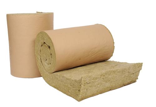 rockwool rouleaux isolants en laine de roche easyrock pour l 39 isolation des combles am nag s de. Black Bedroom Furniture Sets. Home Design Ideas