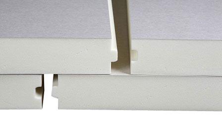 recticel panneau d 39 isolation thermique int rieur. Black Bedroom Furniture Sets. Home Design Ideas