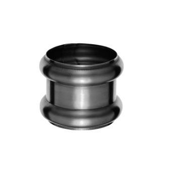 4c78620f7cb0 Bague extensible double pour colliers de descente ronde de gouttière zinc  ...