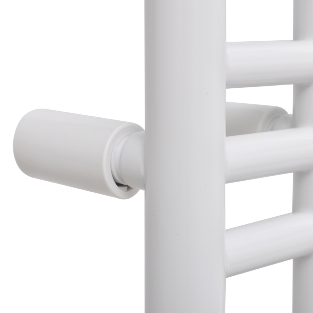vidaxl sche serviettes chauffage central en forme de e 480 x mm - Radiateur Salle De Bain Chauffage Central