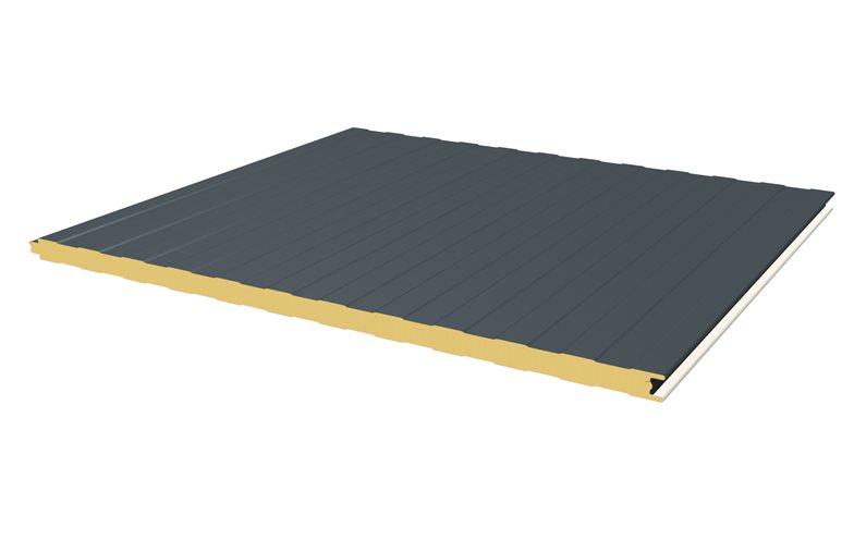 joris ide panneaux sandwichs bac acier avec isolant en. Black Bedroom Furniture Sets. Home Design Ideas