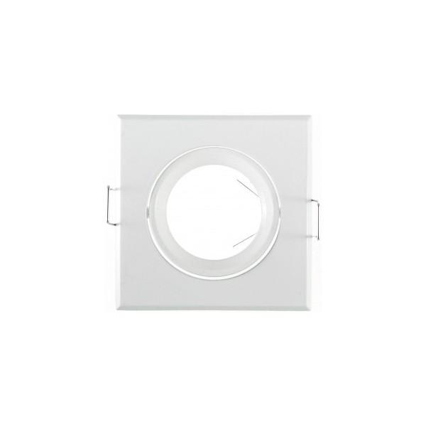 vision el kit spot led gu10 cob 6 watt eq 60 watt dimmable support blanc couleur. Black Bedroom Furniture Sets. Home Design Ideas