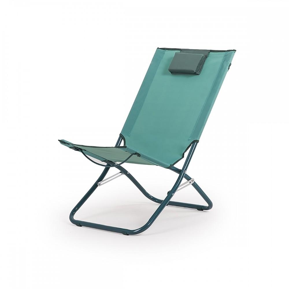 maui extra 2 transats chaises pliables parasol jardin plage - Chaises Pliables