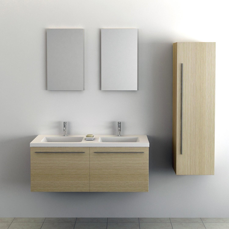 import diffusion meuble salle de bains 120 cm. Black Bedroom Furniture Sets. Home Design Ideas