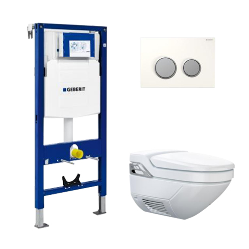 geberit pack wc lavant aquaclean 8000plus complet 3 en 1 en applique distriartisan. Black Bedroom Furniture Sets. Home Design Ideas