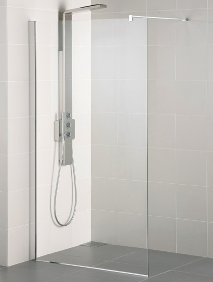 Ideal Standard - Pare-Douche Connect Verre Transparent - Distriartisan