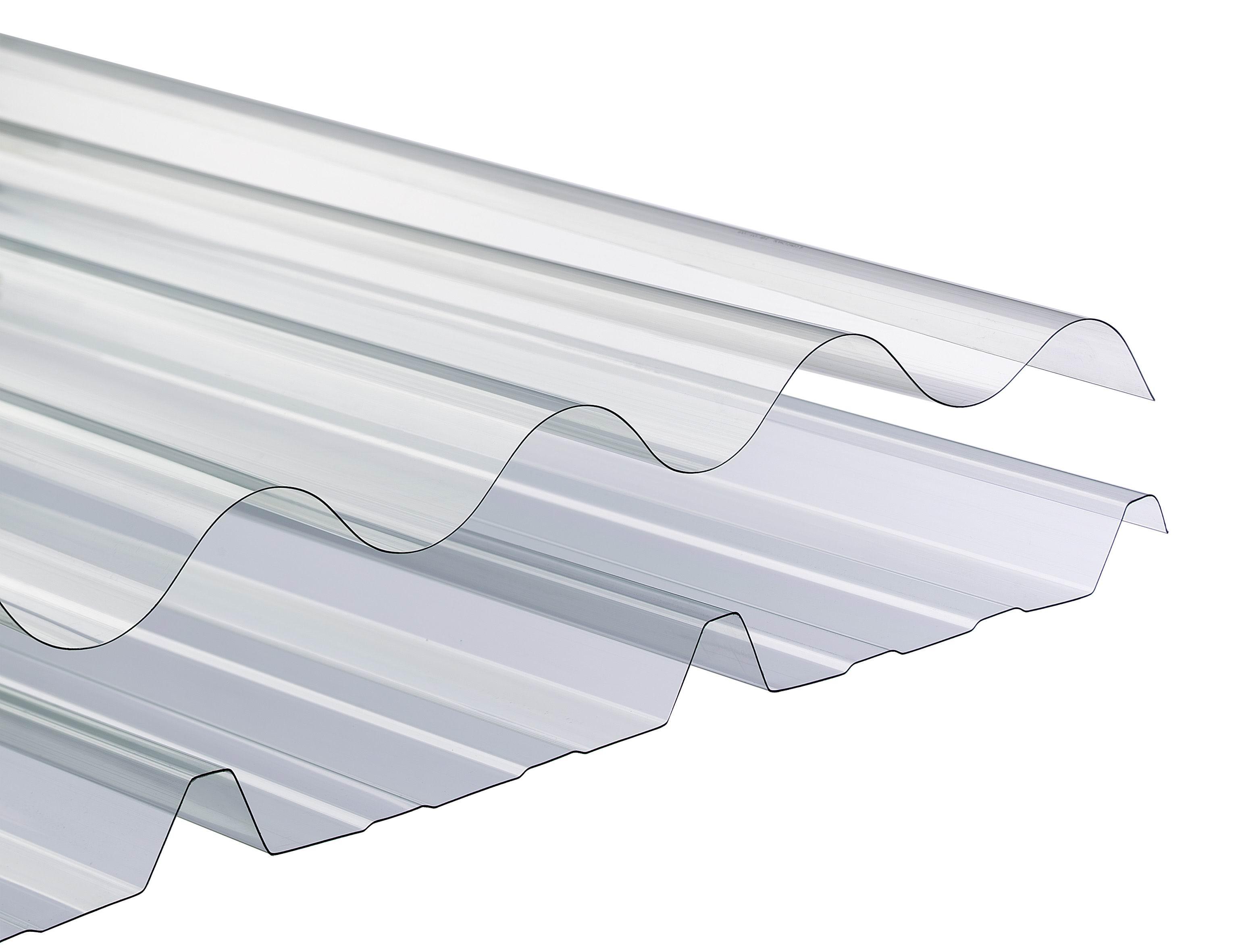 onduline plaque ondul e transparente polycarbonate 1 58. Black Bedroom Furniture Sets. Home Design Ideas
