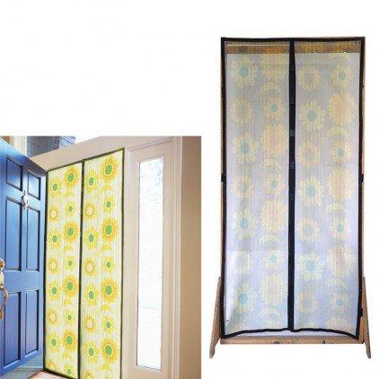ose rideau moustiquaire aimant pour porte distriartisan. Black Bedroom Furniture Sets. Home Design Ideas