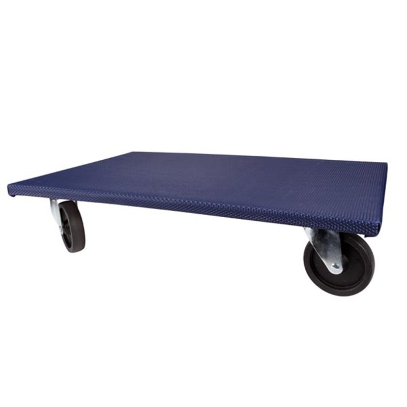 perel support roulant pour meubles rectangulaire 650 x 400 mm charge max 400 kg. Black Bedroom Furniture Sets. Home Design Ideas