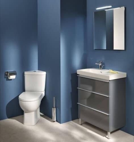 wc angle ambiance bleue