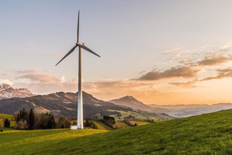 Éolienne et éco-responsabilité