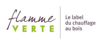 logo label flamme verte