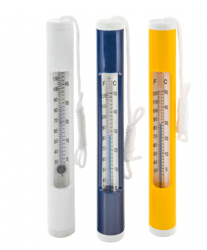 Thermomètre piscine