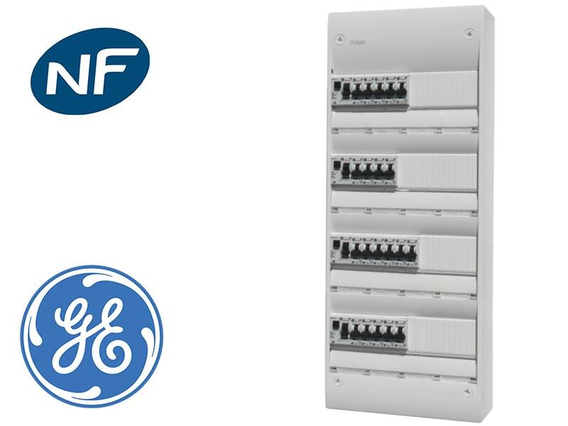tableau électrique General Electric